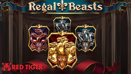 Casino 3D Slots Regal Beasts