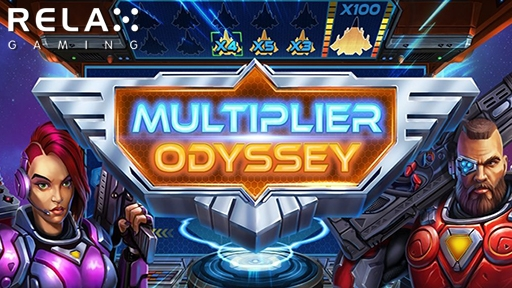 Multiplier Odyssey from Relax Gaming