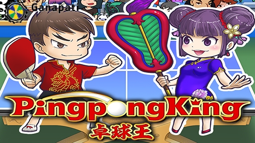 Play online Casino Ping Pong King