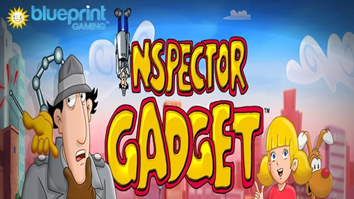 Inspector Gadget from Blueprint Gaming