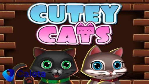 Cutey Cats from Caleta Gaming