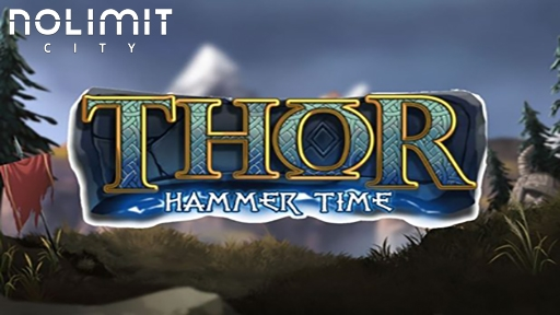 Casino Slots Thor Hammer Time