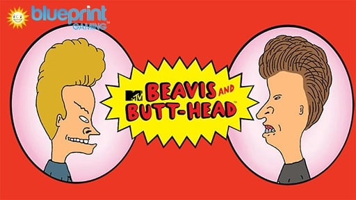 Casino 3D Slots Beavis And Butthead