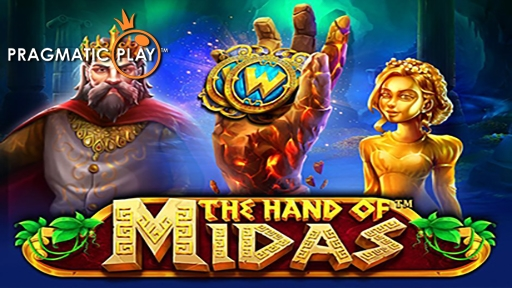 Casino 3D Slots The Hand of Midas