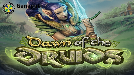 Casino 3D Slots Dawn of the Druids
