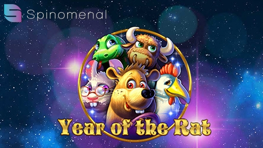 Year of the Rat from Spinomenal