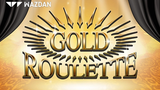 Gold Roulette from Wazdan