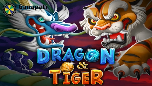 Casino Slots Dragon and Tiger