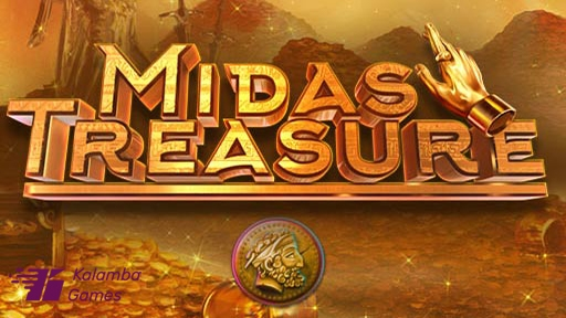 Casino Slots Midas Treasure