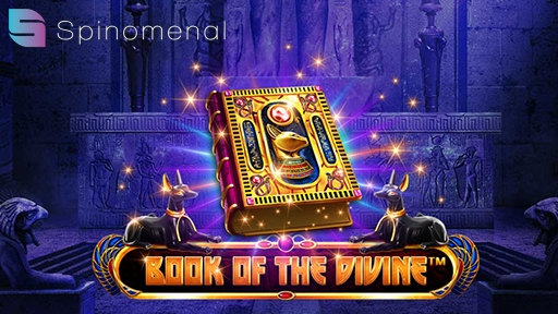 Casino Slots Book of The Divine
