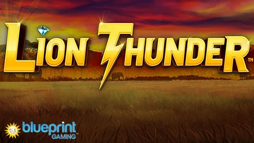 Lion Thunder from Blueprint Gaming