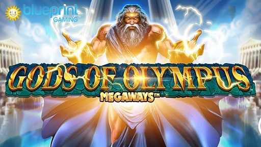 Casino 3D Slots God of Olympus Megaways