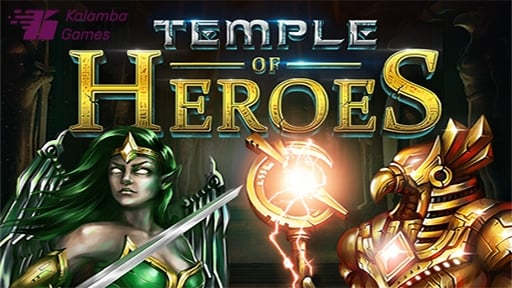 Temple of heroes from kalamba Games