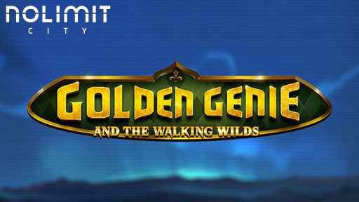 Golden Genie Walking Wild