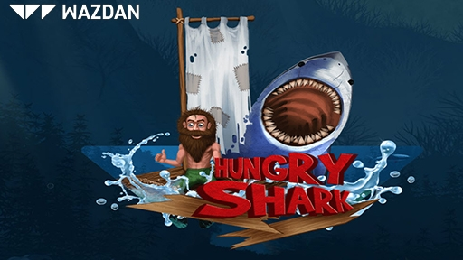 Hungry Shark from Wazdan