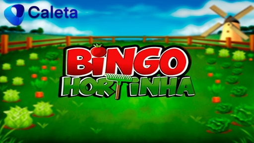 Bingo hortinha from Caleta Gaming