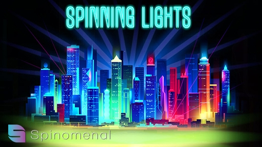 Spinning Lights from Spinomenal