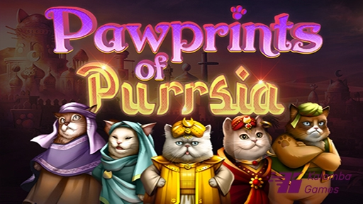 Casino Slots Pawprints of Purrsia
