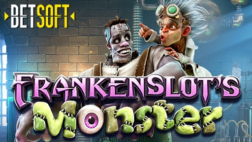 FRANKENSLOTS MONSTER from Betsoft