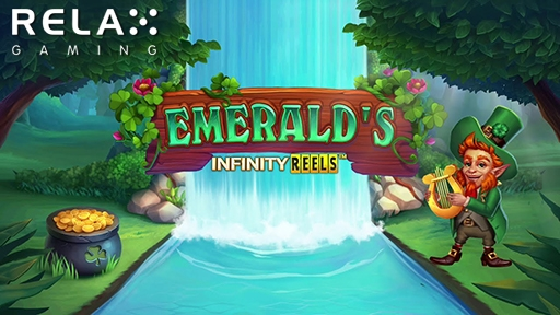 Play online Casino Emeralds Infinity Reels
