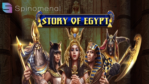 Story of Egypt from Spinomenal