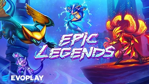 Play online casino Epic Legends