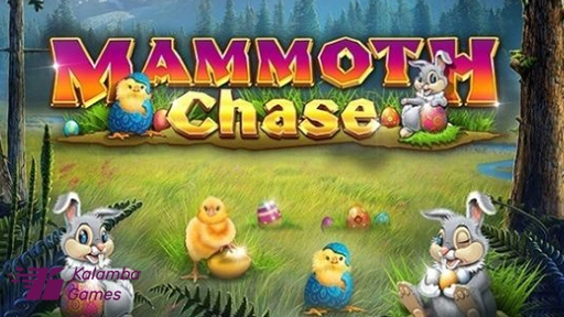 Play online casino Mammoth Chase Easter Edition