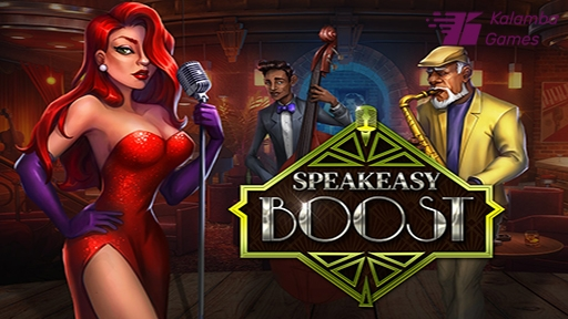 Play online casino Speakeasy Boost