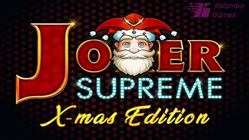 Play online casino Joker supreme xmas edition