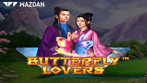 Casino 3D Slots Butterfly Lovers