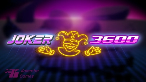 Play online casino Joker 3600