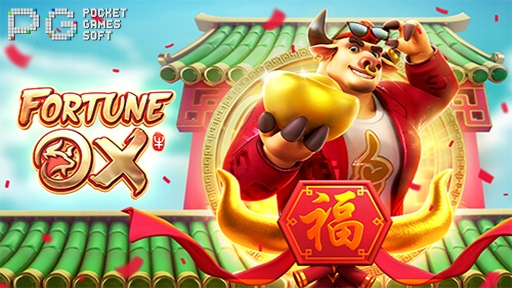 Casino 3D Slots Fortune Ox