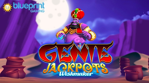 Genie Jackpots Wishmaker from Blueprint Gaming