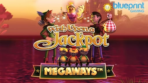 Wish Upon Jackpot Megaways from Blueprint Gaming