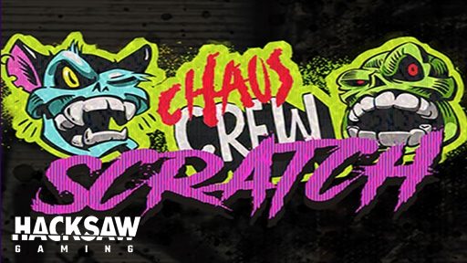Play online casino Chaos Crew Scratch