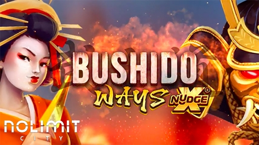 Casino Slots Bushido Ways