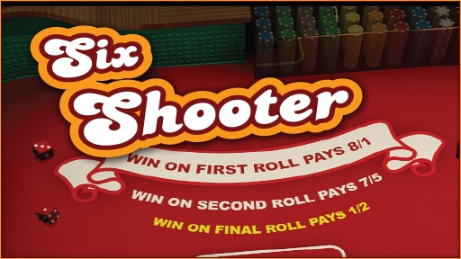 Play online Casino Six Shooter
