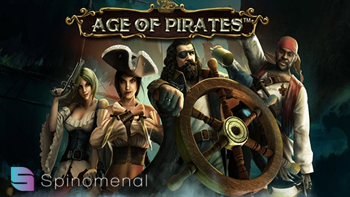 Age of Pirates from Spinomenal