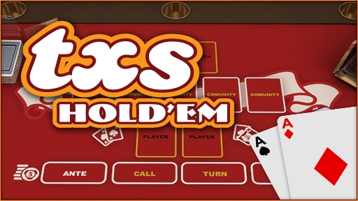 Casino Table Games TXS Holdem
