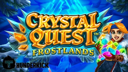 Play online Casino Crystal Quest Frostlands