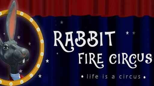 Casino Slots Rabbit Fire Circus