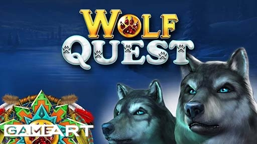 Wolf Quest from Game Art