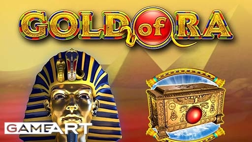 Gold Of Ra from Game Art