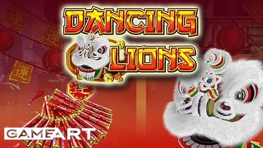 Casino Slots Dancing Lion