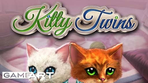 Kitty Twins from Game Art