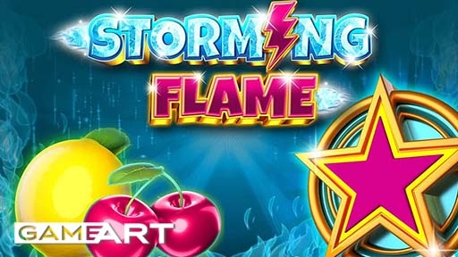 Play online casino Storming Flame