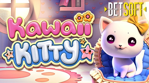 Kawaii Kitty from Betsoft