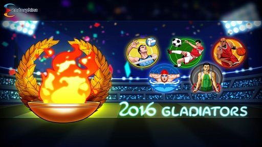 Play online Casino 2016 GLADIATORS