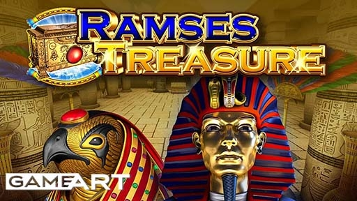 Casino Slots Ramses Treasure