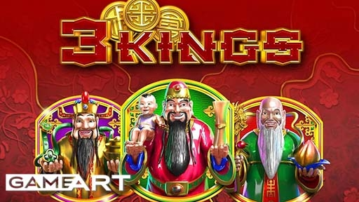 Casino Slots Three Kings